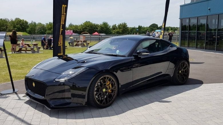 Lister F-Type