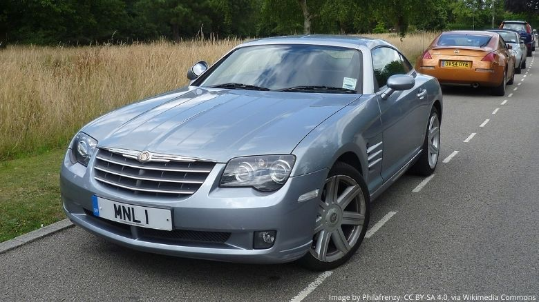 Chrysler Crossfire and Nissan 350Z