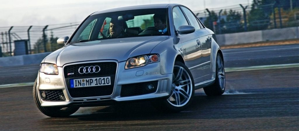 Is the Audi RS4 B7 a future classic?