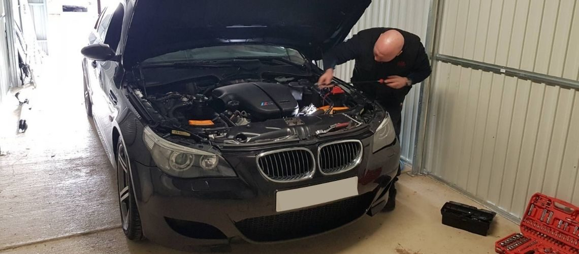 Performing your own car maintenance