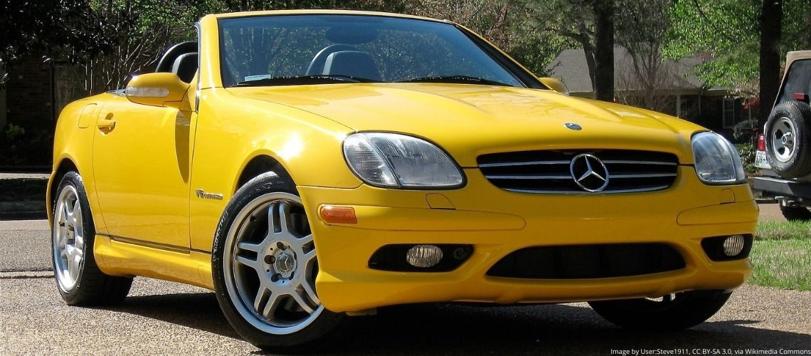 Will the Mercedes SLK become a classic?